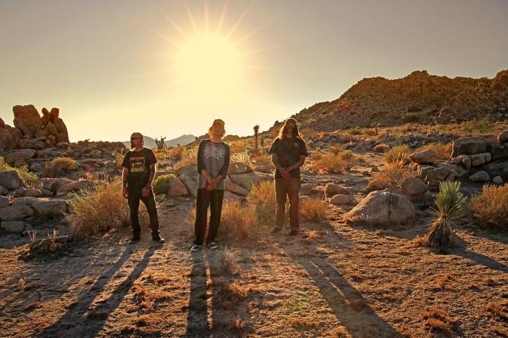 STÖNER (ex KYUSS): ascolta la nuova 'Rad Stays Rad' in streaming