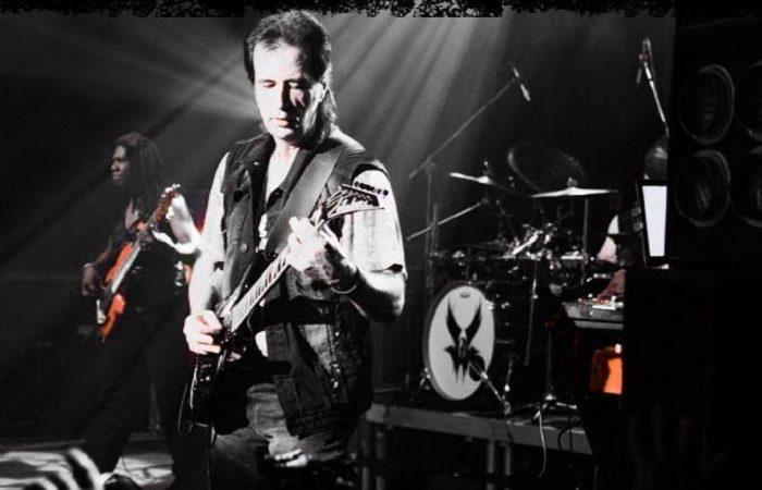WARLORD: è morto il chitarrista/co-fondatore WILLIAM J. TSAMIS, aveva 60 anni