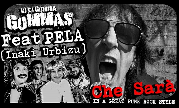 """IO E I GOMMA GOMMAS """"punk rock-overizzano"""" i Ricchi e Poveri. Guarda """"Che Sarà"""""""
