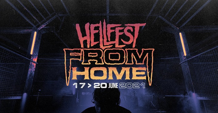 HELLFEST annuncia Hellfest From Home 2021, a giugno in streaming