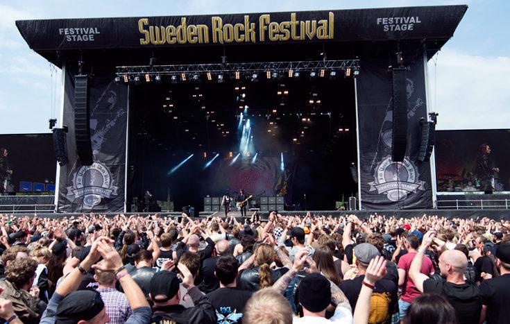 SWEDEN ROCK FESTIVAL 2022: GUNS N' ROSES, VOLBEAT e IN FLAMES gli headliner