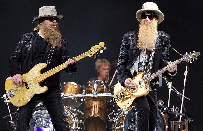 ZZ TOP: il bassista Dusty Hill è deceduto