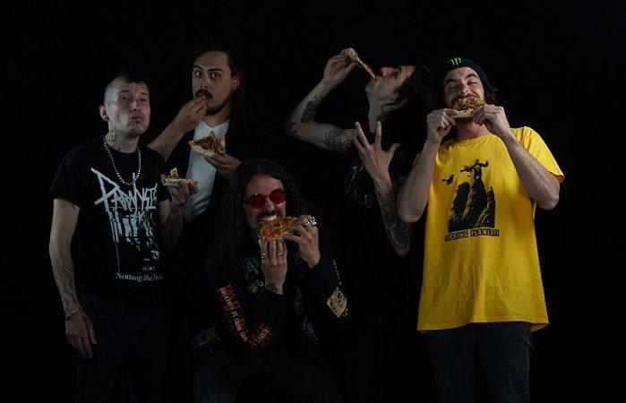 I CRISIX hanno annunciato il nuovo 'The Pizza EP', ecco tutti i dettagli