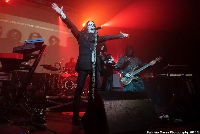 FREDDY DELIRIO AND THE PHANTOMS: il live video di 'Guardian Angel', dal nuovo DVD
