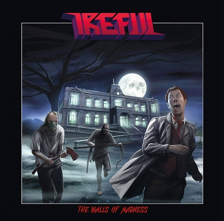 IREFUL – The Walls of Madness