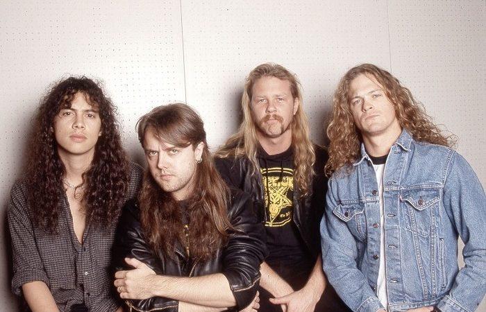 METALLICA: ascolta la versione Demo di 'Enter Sandman' del 1990