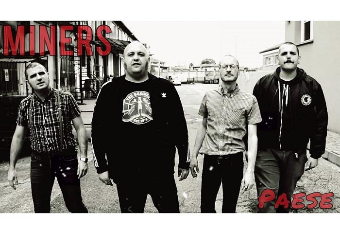 MINERS: il video del nuovo singolo 'Paese', un assaggio dal prossimo album