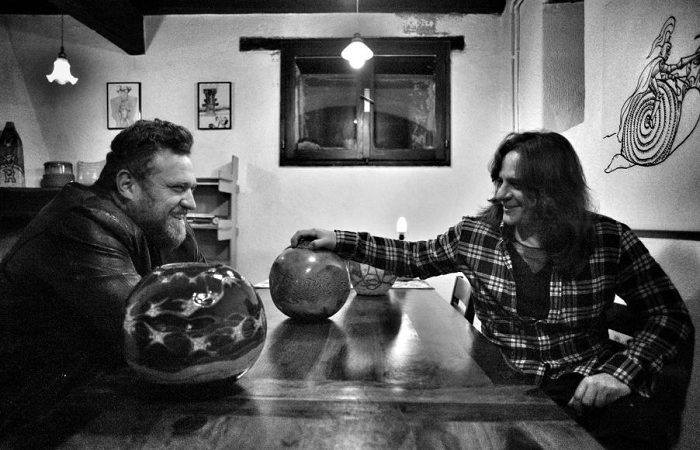 ALEX SAVELLI e IVANO ZANOTTI ci presentano il nuovo Rock italiano di 'Italian Kidd'