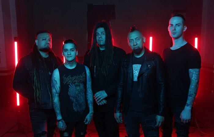 LIONS AT THE GATE (con gli ex ILL NIÑO): il video del primo singolo 'Not Even Human'