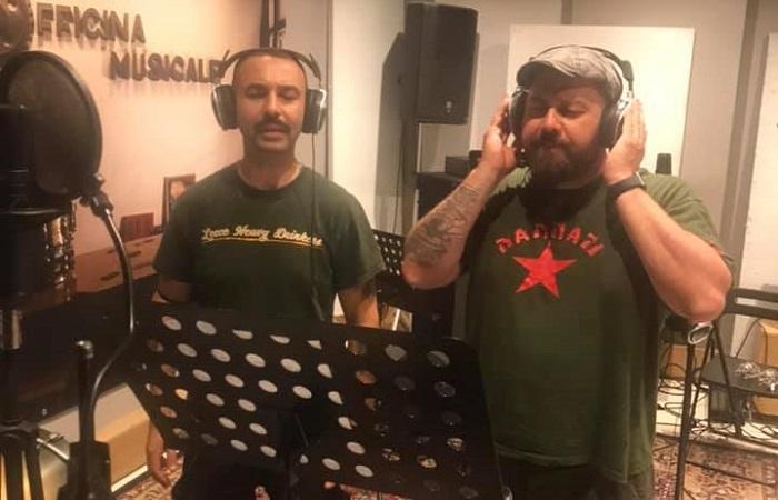 La BANDA BASSOTTI è entrata in studio. Che stiano registrando il nuovo album?