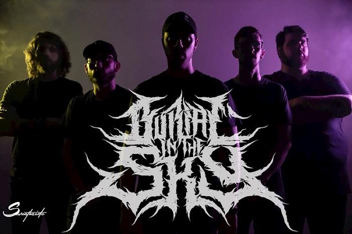 I BURIAL IN THE SKY annunciano il nuovo album 'The Consumed Self', fuori il video del primo singolo