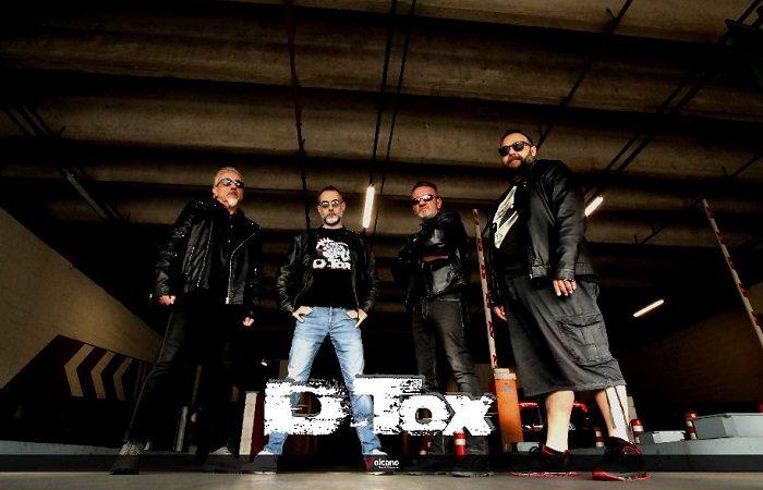 D-TOX: i dettagli del nuovo album 'Kubark Project'