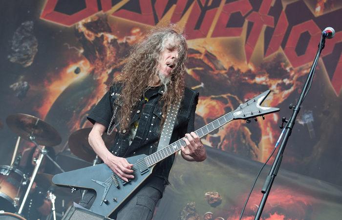 DESTRUCTION: Mike Sifringer fuori dalla band?