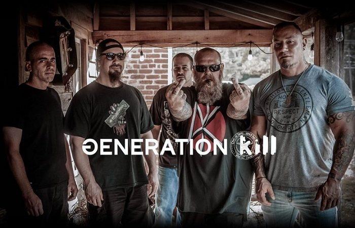 GENERATION KILL: il video di 'Rat King', prima anticipazione dall'album 'MK-Ultra'