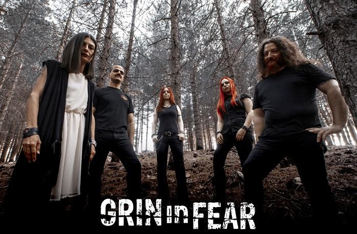 GRIN IN FEAR: in uscita il debutto 'Legion', ascolta i primi due singoli