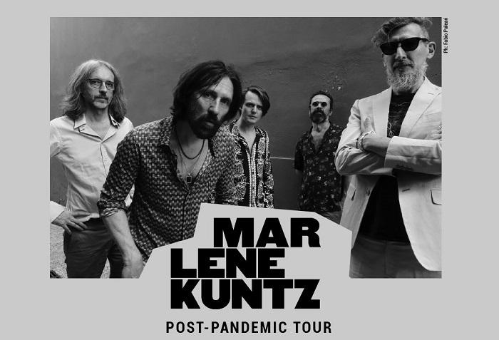 """MARLENE KUNTZ: in agosto parte il """"Post-Pandemic Tour"""", ecco le date"""