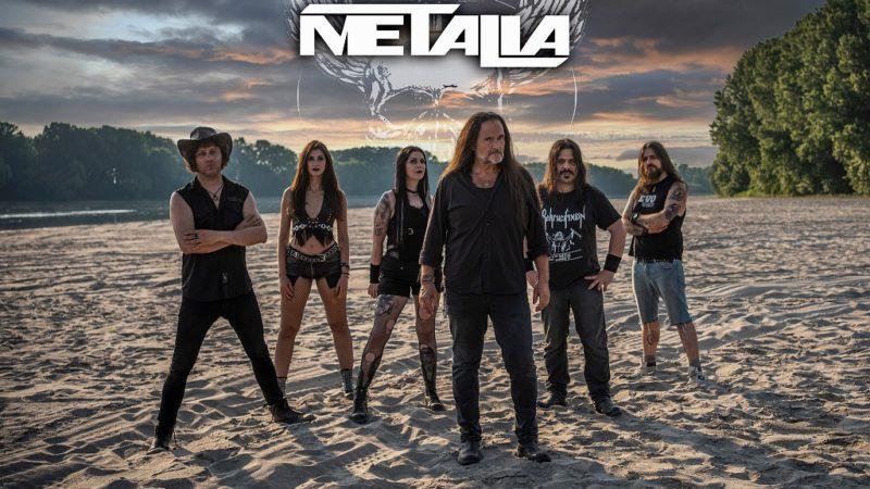 """Nasce il progetto METALIA, guarda i video di """"Legge Del Metallo""""e """"Colpisci"""""""