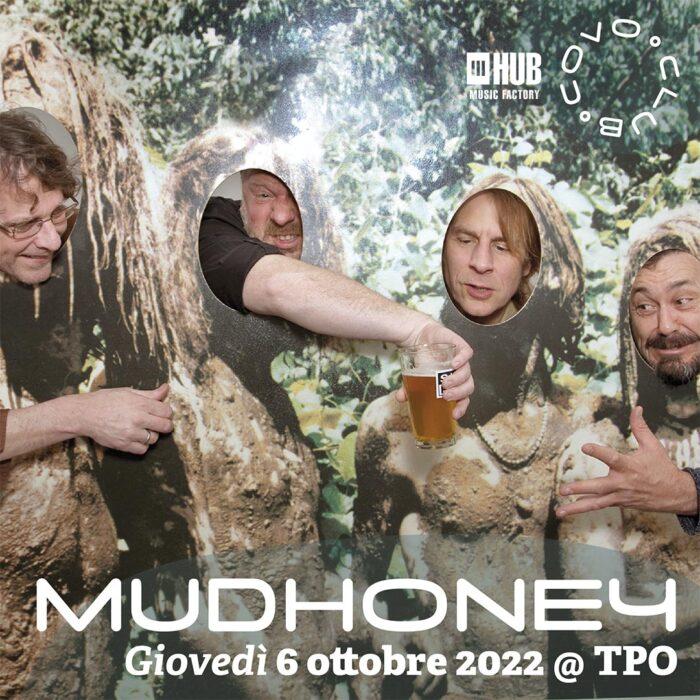 MUDHONEY: rinviato al 2022 il concerto di Bologna