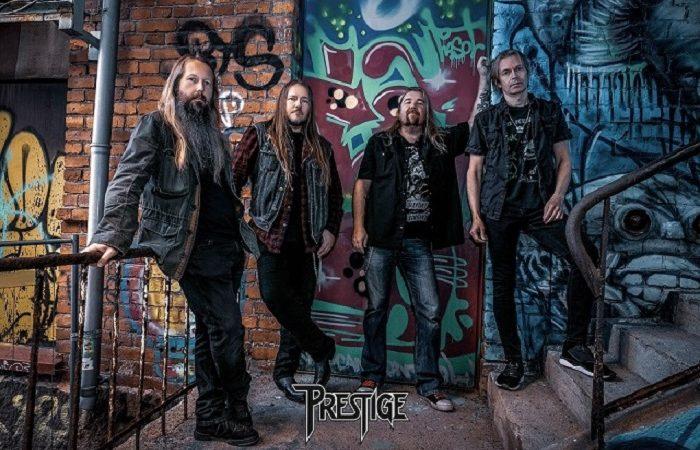 I PRESTIGE tornano con il nuovo album 'Reveal The Ravage', fuori in agosto