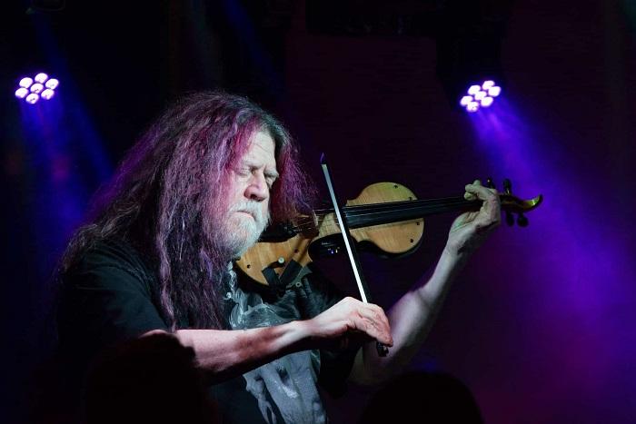 KANSAS: ci lascia Robby Steinhardt, fondatore, violinista e cantante della band