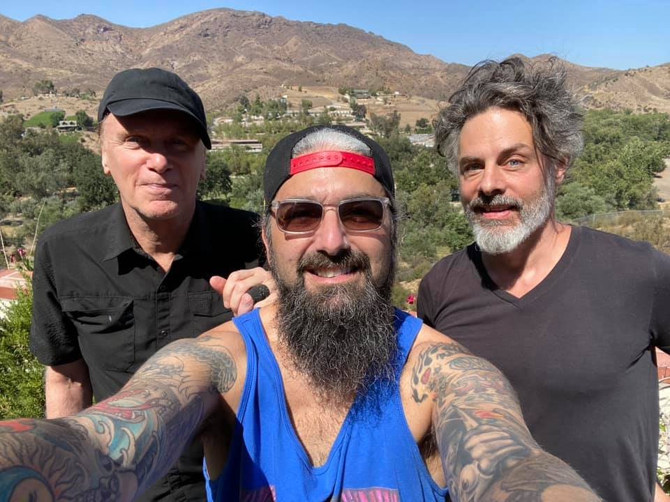 THE WINERY DOGS: nuovo disco in cantiere