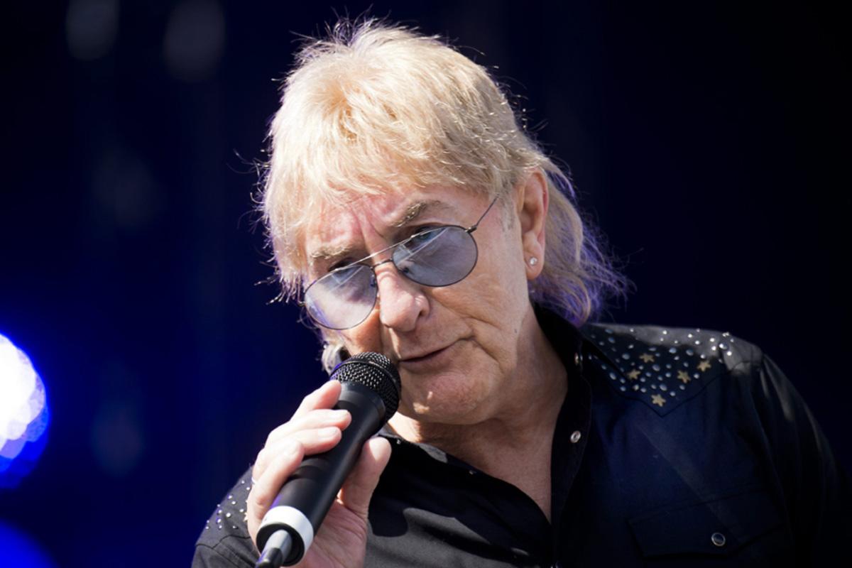 URIAH HEEP: è morto l'ex cantante John Lawton