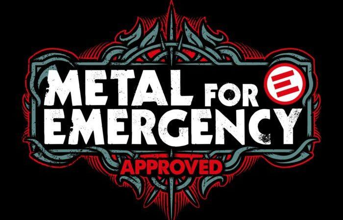 METAL FOR EMERGENCY: un'edizione speciale per questa estate