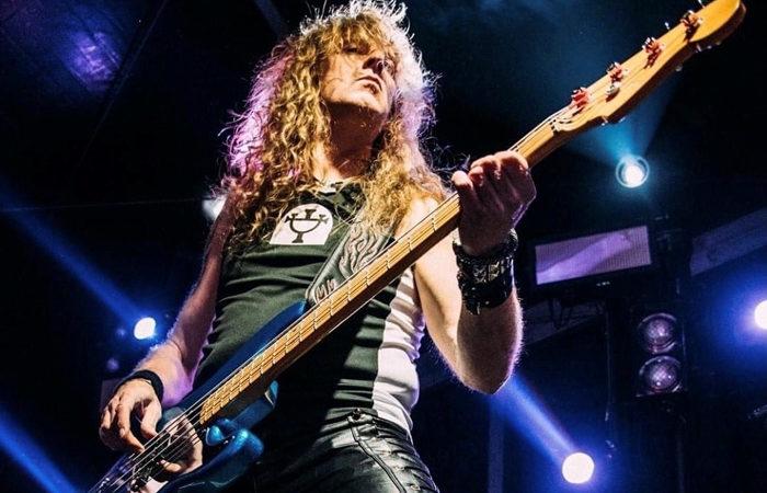 TYGERS OF PAN TANG: presentano il nuovo bassista