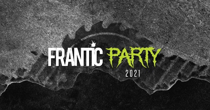 FRANTIC PARTY 2021: dettagli e prenotazioni