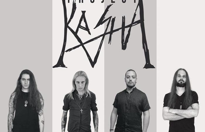 PROJECT KASHA: membri di SKELETOON, SUPERHORROR e altri fondano una nuova band