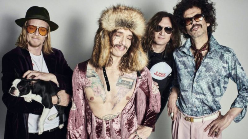 THE DARKNESS: il lyric video del nuovo singolo 'Nobody Can See Me Cry'