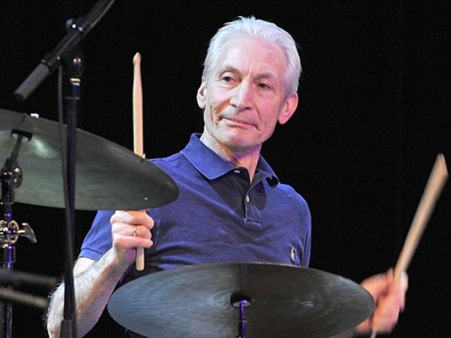 THE ROLLING STONES: il batterista Charlie Watts è deceduto