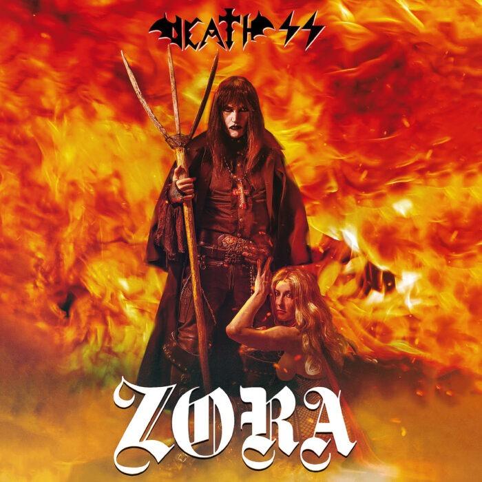 """DEATH SS: guarda il video di """"Zora"""""""