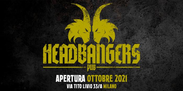 HEADBANGERS PUB: a Milano apre un nuovo metal pub