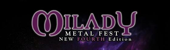 MILADY METAL FEST: ufficializzata la line up dell'edizione 2021