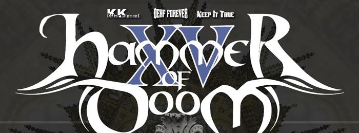 HAMMER OF DOOM XV: l'edizione è rinviata al 2022